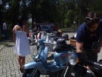 SKUTERMANIA XI 2010 r.- Ustroń