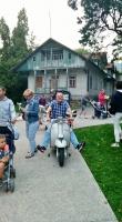 Wspomnienia - SKUTERMANIA XVII - BIS , Pieniny 01-04.09.2016r.