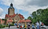 SKUTERMANIA  XVIII BIS – w Gryfowie Śląskim 2017 r.