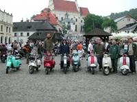 SKUTERMANIA IV 2003 r.- Garbatka - Letnisko