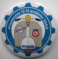 SKUTERMANIA IX 2008 r.- Piaseczno, Otrębusy