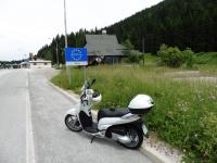 26 Eurolambretta w Ebensee (Austria)