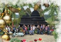 Wspaniałych Świąt i szczęśliwego Nowego Roku 2019 skłądają klubowicze dla klubowiczów .