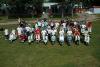 SKUTERMANIA VII 2006 r.- Gliwice ,Szymocice, koło Gliwic