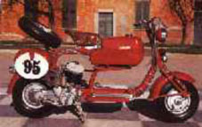 Lambretta D SPORT