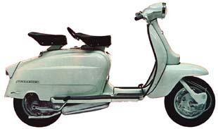 Lambretta 125 - 150 Li III