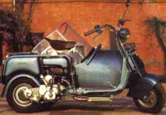 Lambretta B