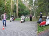 XVI Skutermania - Roztocze 2015