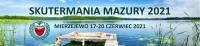 SKUTERMANIA XXII - MAZURY , MIERZEJEWO 2021