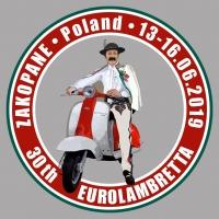30 Eurolambretta - Poland Zakopane 13 - 16.06.2019 r.
