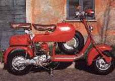 Lambretta C SPORT