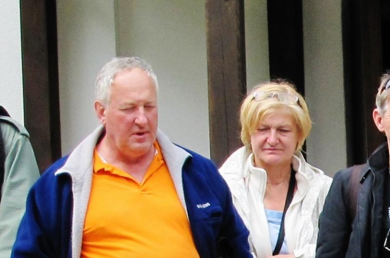 Cichoccy Andrzej i Iwona