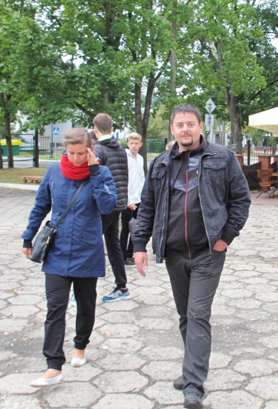 Sojka Grzegorz - Prezes LCP